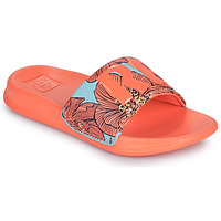 Schoenen Meisjes Slippers Reef KIDS ONE SLIDE Orange
