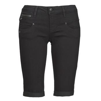 Textiel Dames Korte broeken / Bermuda's Freeman T.Porter BELIXA  zwart