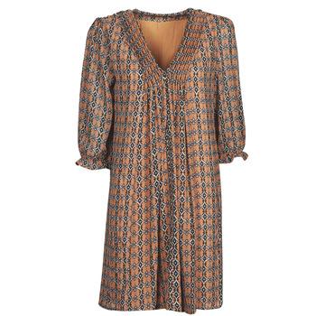 Textiel Dames Korte jurken Freeman T.Porter JUNA SAMBA Orange