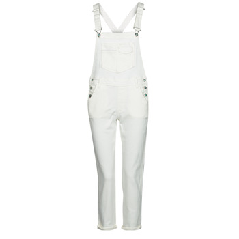 Textiel Dames Jumpsuites / Tuinbroeken Freeman T.Porter TARA MUZEY Sneeuw / Wit