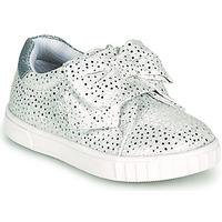 Schoenen Meisjes Lage sneakers Chicco COLOMBA Zilver