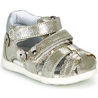 Schoenen Meisjes Sandalen / Open schoenen Chicco GORY Goud