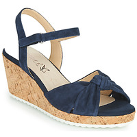 Schoenen Dames Sandalen / Open schoenen Caprice 28713-857 Zwart