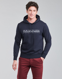 Textiel Heren Sweaters / Sweatshirts Napapijri BALLAR Marine