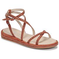Schoenen Dames Sandalen / Open schoenen Fru.it 6780-100-COLTO Brown