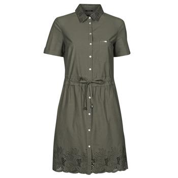 Textiel Dames Korte jurken One Step REBA Kaki