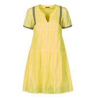 Textiel Dames Korte jurken One Step ROYA Geel