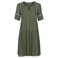 Textiel Dames Korte jurken One Step RAFIA Kaki