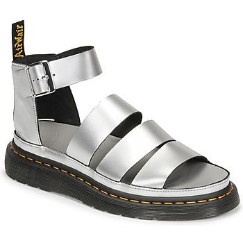 Schoenen Dames Sandalen / Open schoenen Dr Martens CLARISSA II Zilver
