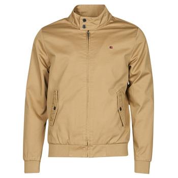 Textiel Heren Wind jackets Teddy Smith SANSON Beige