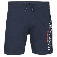 Textiel Heren Korte broeken / Bermuda's Teddy Smith MICKAEL Marine