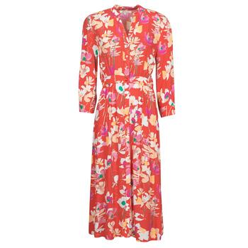 Textiel Dames Lange jurken Rip Curl SUGAR BLOOM DRESS Rood