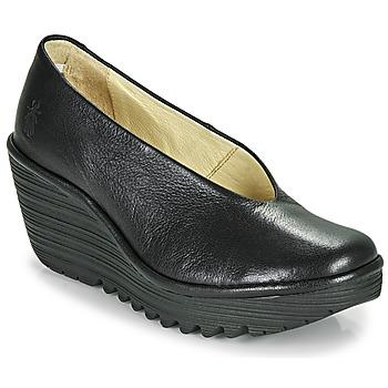 Schoenen Dames pumps Fly London YAZ Zwart