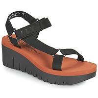 Schoenen Dames Sandalen / Open schoenen Fly London YEFA Zwart