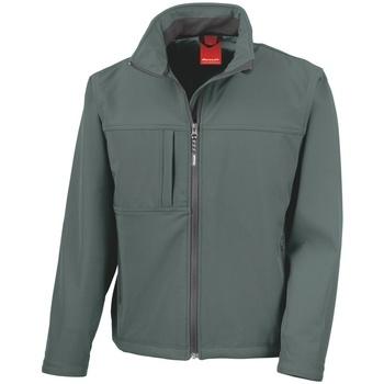 Textiel Heren Jacks / Blazers Result RS121M Grijs