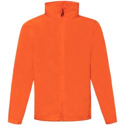 Textiel Jacks / Blazers Gildan GH112 Oranje