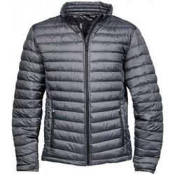 Textiel Heren Jacks / Blazers Tee Jays T9630 Ruimte Grijs