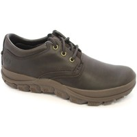 Schoenen Heren Lage sneakers Caterpillar Fused Tri Marron