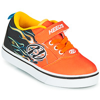 Schoenen Jongens Schoenen met wieltjes Heelys PRO 20 X2 Zwart / Orange