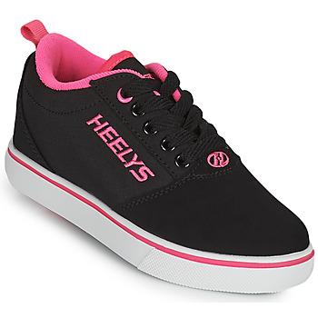 Schoenen Meisjes Schoenen met wieltjes Heelys PRO 20'S Zwart / Roze