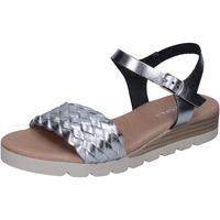 Schoenen Dames Sandalen / Open schoenen Rizzoli Sandali Pelle Argento