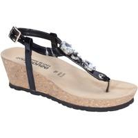 Schoenen Dames Sandalen / Open schoenen Dott House Sandali Vernice Nero