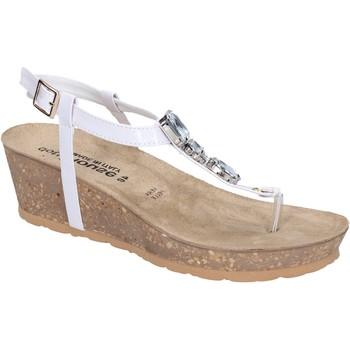 Schoenen Dames Sandalen / Open schoenen Dott House Sandali Vernice Bianco