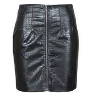 Textiel Dames Rokken Moony Mood NOULIAME Zwart