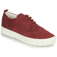 Schoenen Dames Lage sneakers Geox D BREEDA Bordeaux