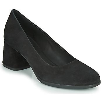 Schoenen Dames pumps Geox D CALINDA MID Zwart