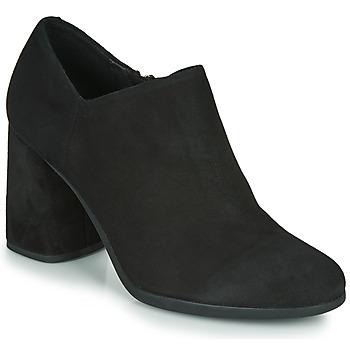 Schoenen Dames pumps Geox D CALINDA HIGH Zwart