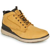 Schoenen Heren Hoge sneakers Geox U HALLSON Brown