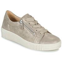 Schoenen Dames Lage sneakers Gabor 6333462 Beige / Goud