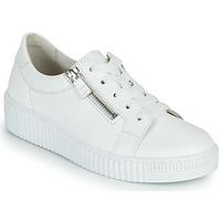 Schoenen Dames Lage sneakers Gabor 6333421 Wit
