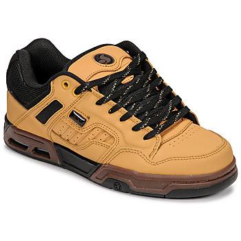 Schoenen Lage sneakers DVS ENDURO HEIR Chamois / Zwart