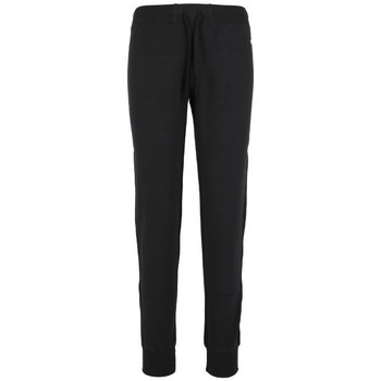 Textiel Dames Trainingsbroeken Champion Rib Cuff Pants Noir