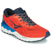 Schoenen Heren Running / trail Mizuno WAVE SKY RISE 2 Rood