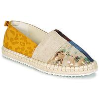 Schoenen Dames Espadrilles Desigual SELVA PATCH Multicolour