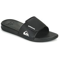 Schoenen Heren Slippers Quiksilver BRIGHT COAST Zwart
