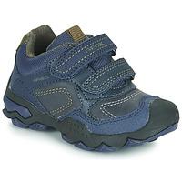 Schoenen Jongens Lage sneakers Geox J BULLER BOY B ABX Blauw