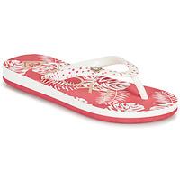 Schoenen Meisjes Slippers Roxy PEBBLES VII G Roze