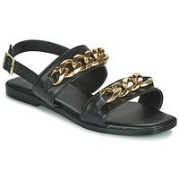 Schoenen Dames Sandalen / Open schoenen Ravel HATTIE Zwart