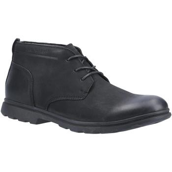 Schoenen Heren Laarzen Hush puppies  Zwart