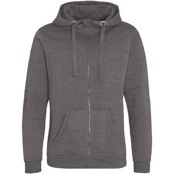 Textiel Heren Sweaters / Sweatshirts Awdis JH150 Houtskool