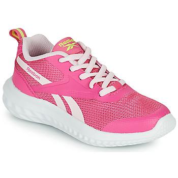 Schoenen Meisjes Running / trail Reebok Sport REEBOK RUSH RUNNER 3.0 Roze