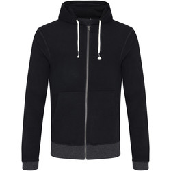 Textiel Heren Sweaters / Sweatshirts Ecologie EA051 Zwart/Kool