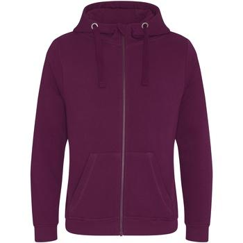 Textiel Heren Sweaters / Sweatshirts Awdis JH150 Bourgondië