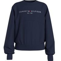 Textiel Meisjes Sweaters / Sweatshirts Tommy Hilfiger KG0KG05764-C87 Marine