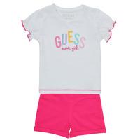 Textiel Meisjes Setjes Guess A1GG07-K6YW1-TWHT Multicolour