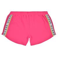 Textiel Meisjes Korte broeken / Bermuda's Guess J1GD12-KAE20-JLPK Roze